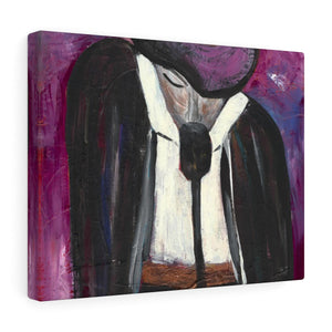 "THE ENTERTAINER  Canvas Gallery Wraps  14"" x 11"""