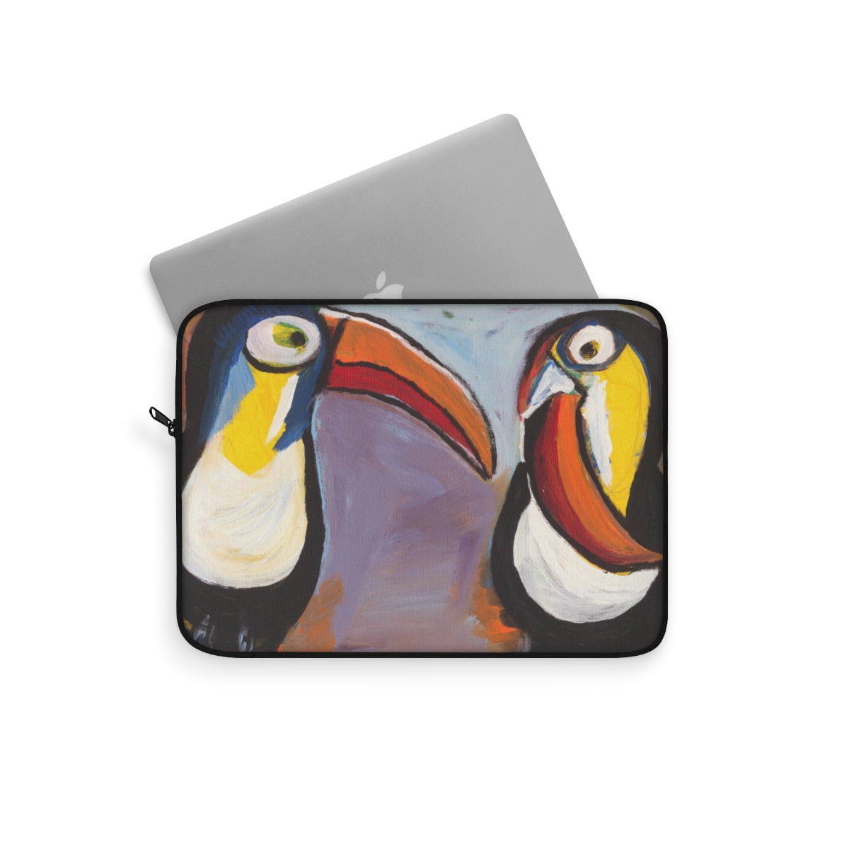 "TOUCANS Laptop Sleeve  12"",  13"", 15"""