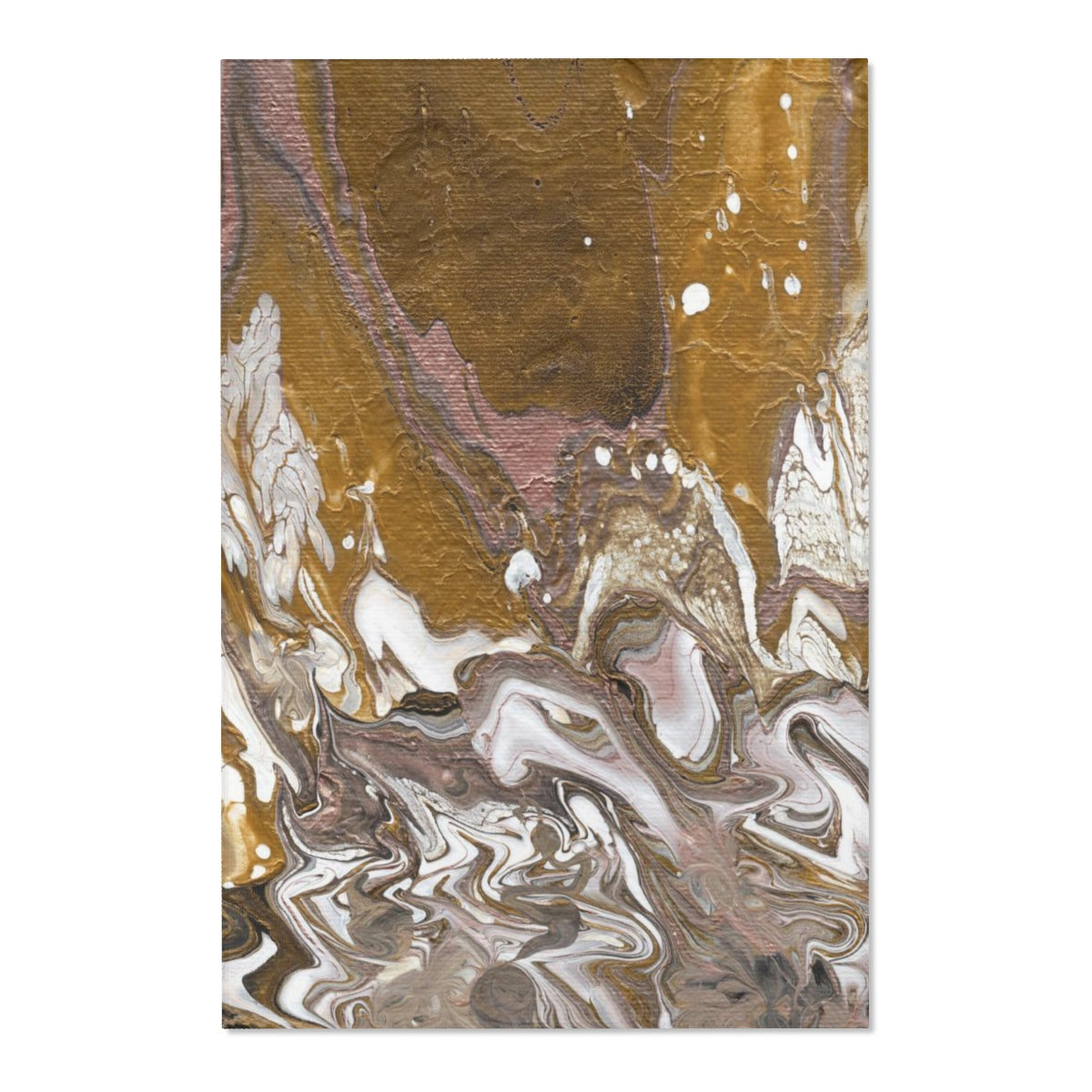"GOLD RUSH  Area Rugs 36"" x  60"""