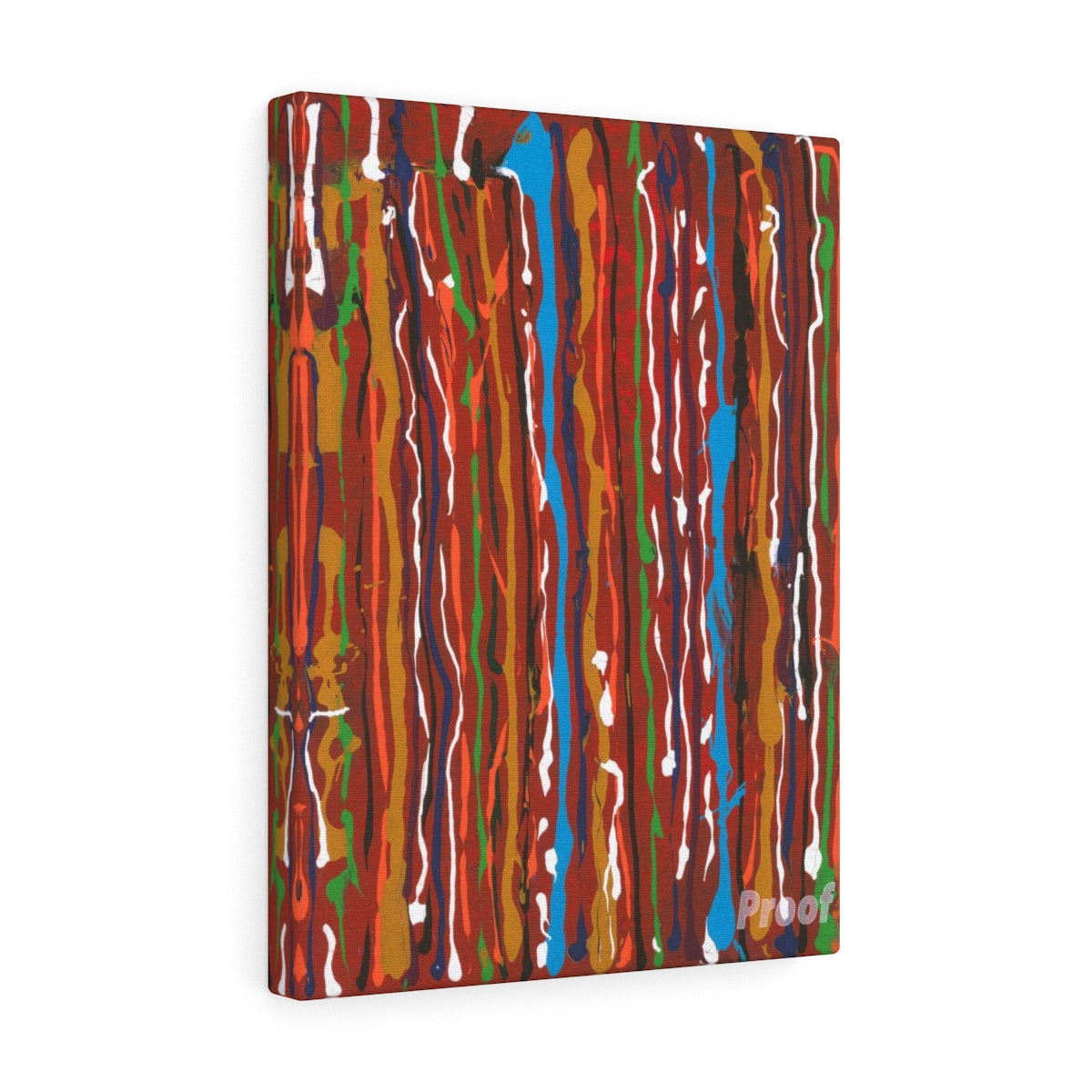 "CARNIVAL  Canvas Gallery Wraps  14"" x  11"""