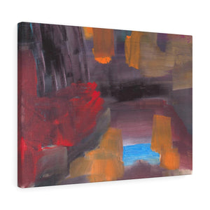 "CAVE VIEW  Canvas Gallery Wraps  24"" x 18"""