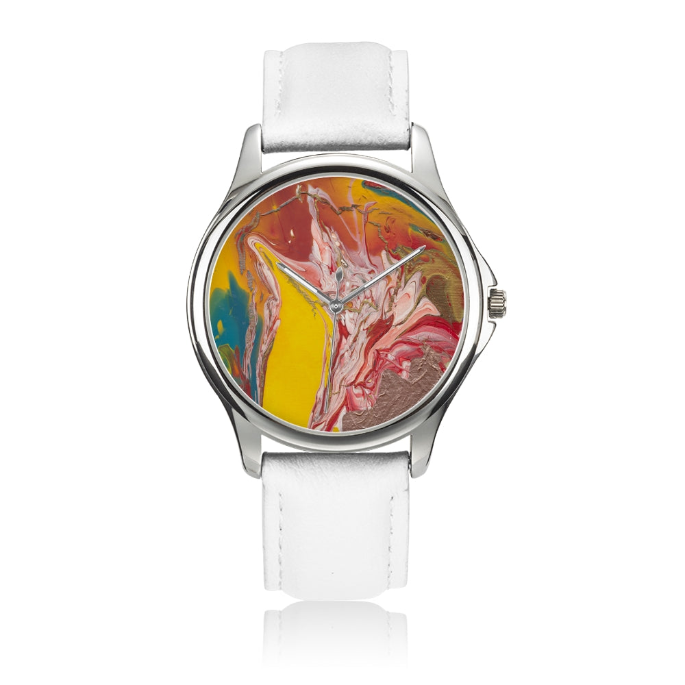 UNDERWATER LIFE CUSTOM WATCH  (4)