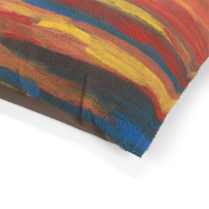 "SUNRISE SUNSET  Pet Bed  28"" x18"""