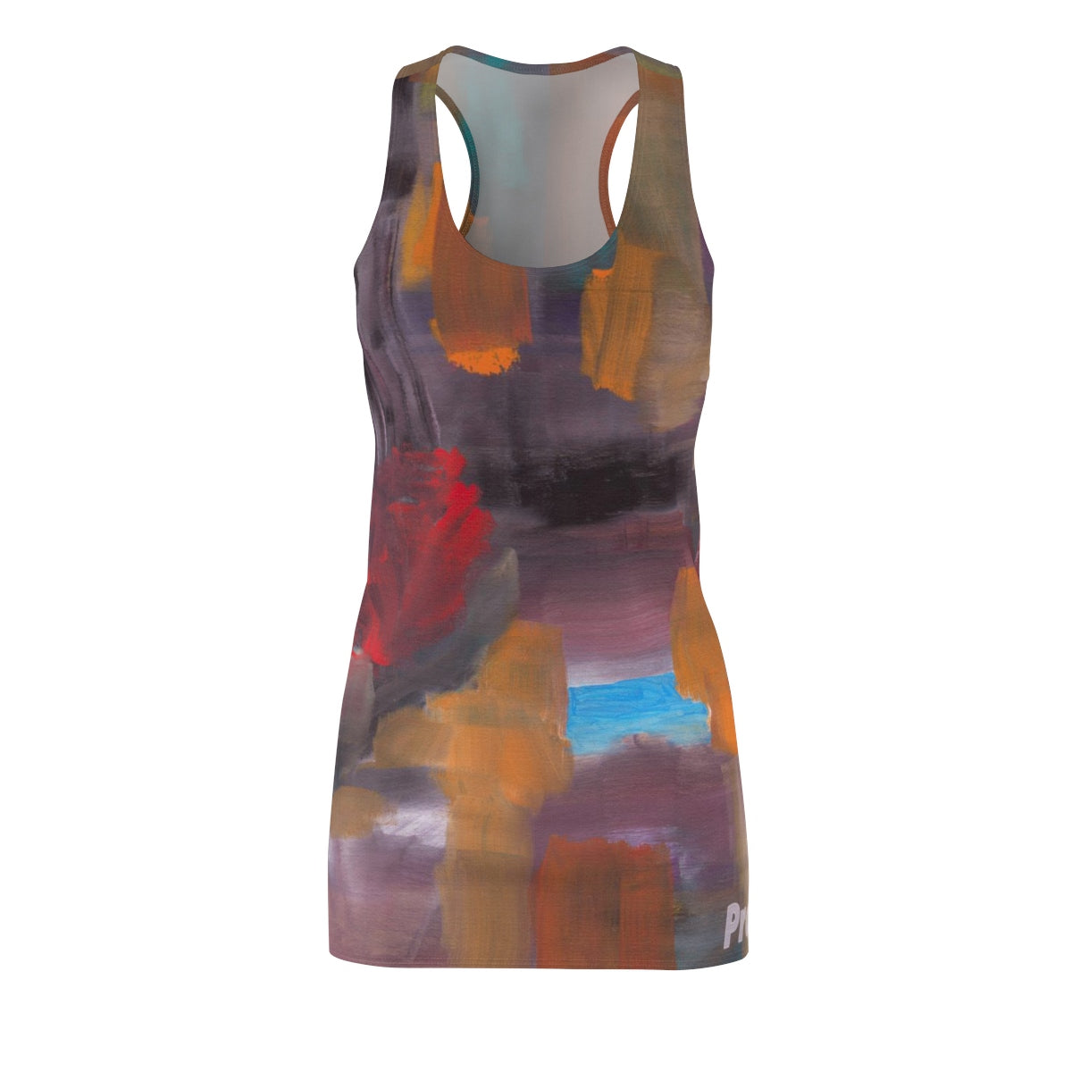 CAVE VIEW  Women's Racer Back Dress  SIZES  SX - 2 XL