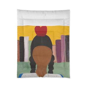 "MIS EDUCATION  Comforter  104"" x 88"""