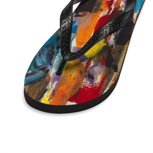 COLOR FUSION  Unisex Flip-Flops  SIZES   SMALL - LARGE