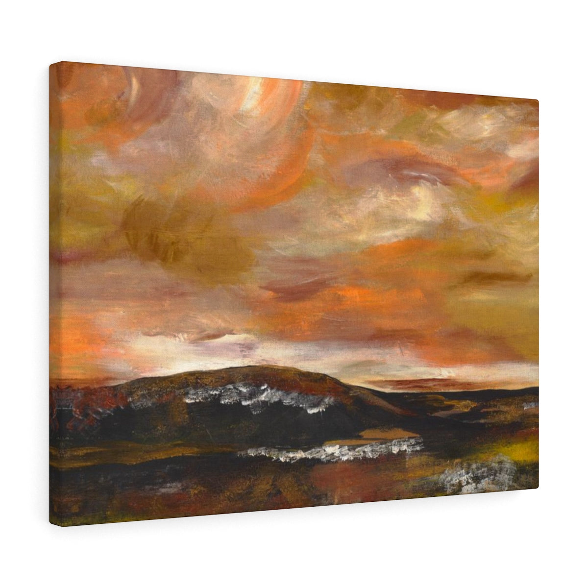 "GOLDEN VALLEY  Canvas Gallery Wraps  14"" x 11"""
