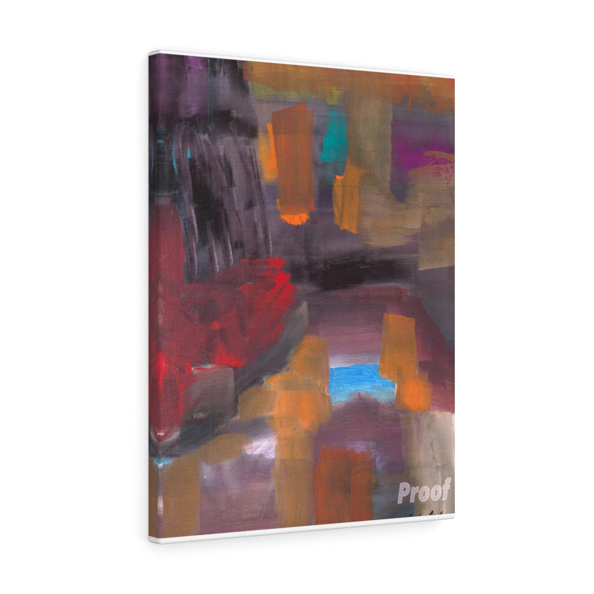 "CAVE VIEW  Canvas Gallery Wraps  16"" x 12"""