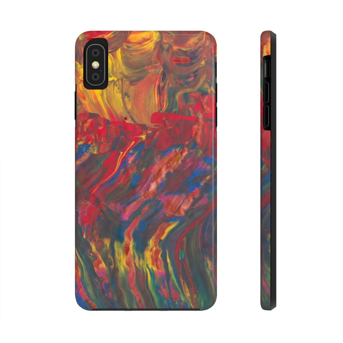 AFRICAN DANCERS Case Mate Tough Phone Cases