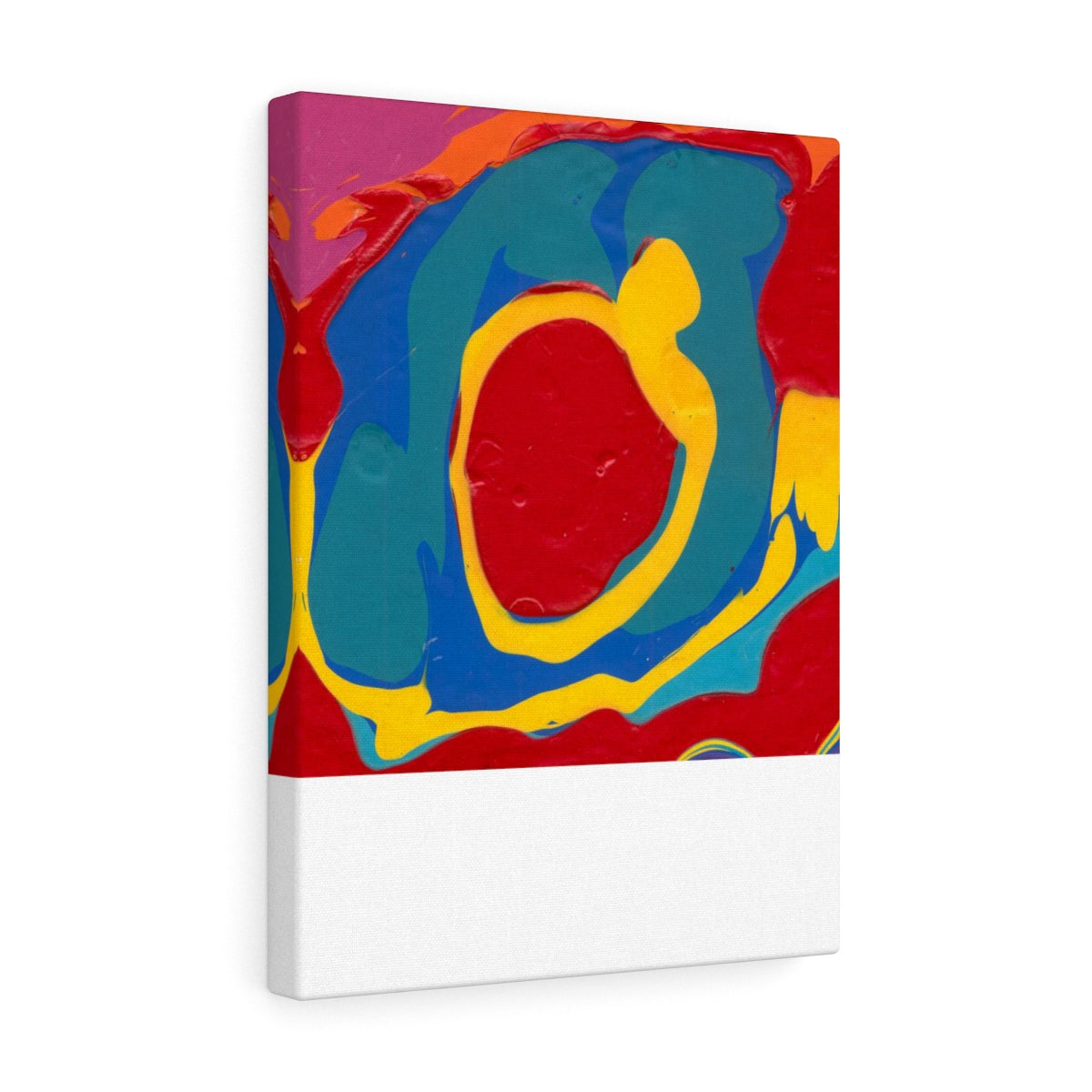 "COLOR MERGE  Canvas Gallery Wraps  14"" x  11"""