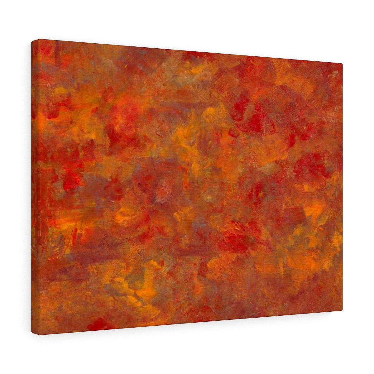 "LAVA FLOW Canvas Gallery Wraps  11"" x 14"""