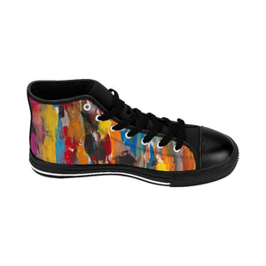 COLOR FUSION UNISEX High-top Sneakers