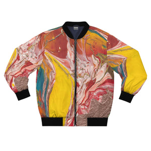 UNDERWATER LIFE  AOP Bomber Jacket  SIZES XS - 3XL