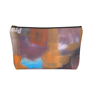CAVE VIEW  Accessory Pouch w T-bottom  LARGE