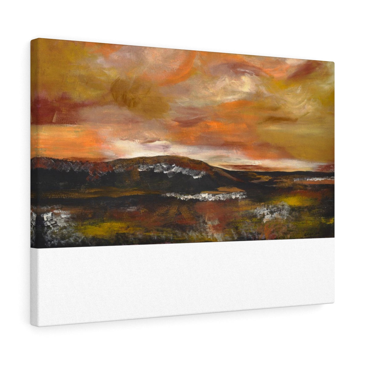 GOLDEN VALLEY  Canvas Gallery Wraps  36: x 12""