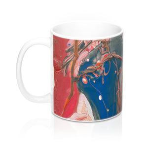 BIRD OF PREY C-Shape Handle Mug 11 oz.