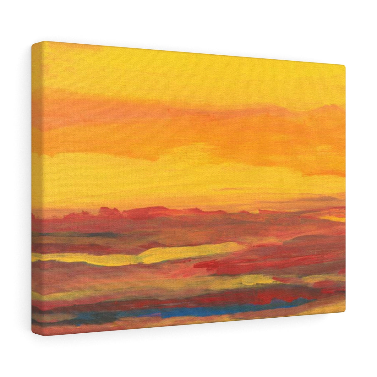 "SUNRISE  SUNSET  Canvas  Gallery Wraps  24"" X 18"""