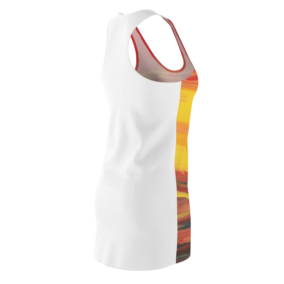 Women's Cut & Sew Racerback Dress