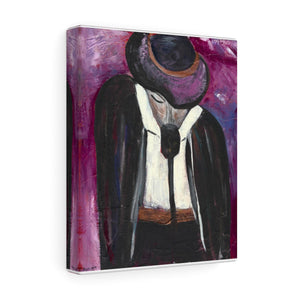 "THE ENTERTAINER  Canvas Gallery Wraps  16"" x 12"""