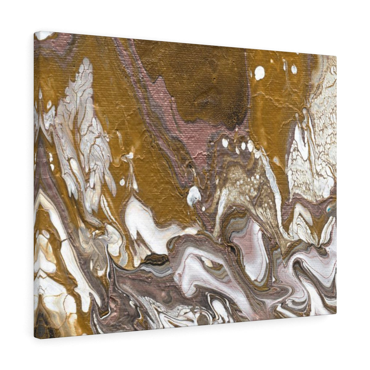 "GOLD RUSH Canvas Gallery Wraps  24"" x 30"""