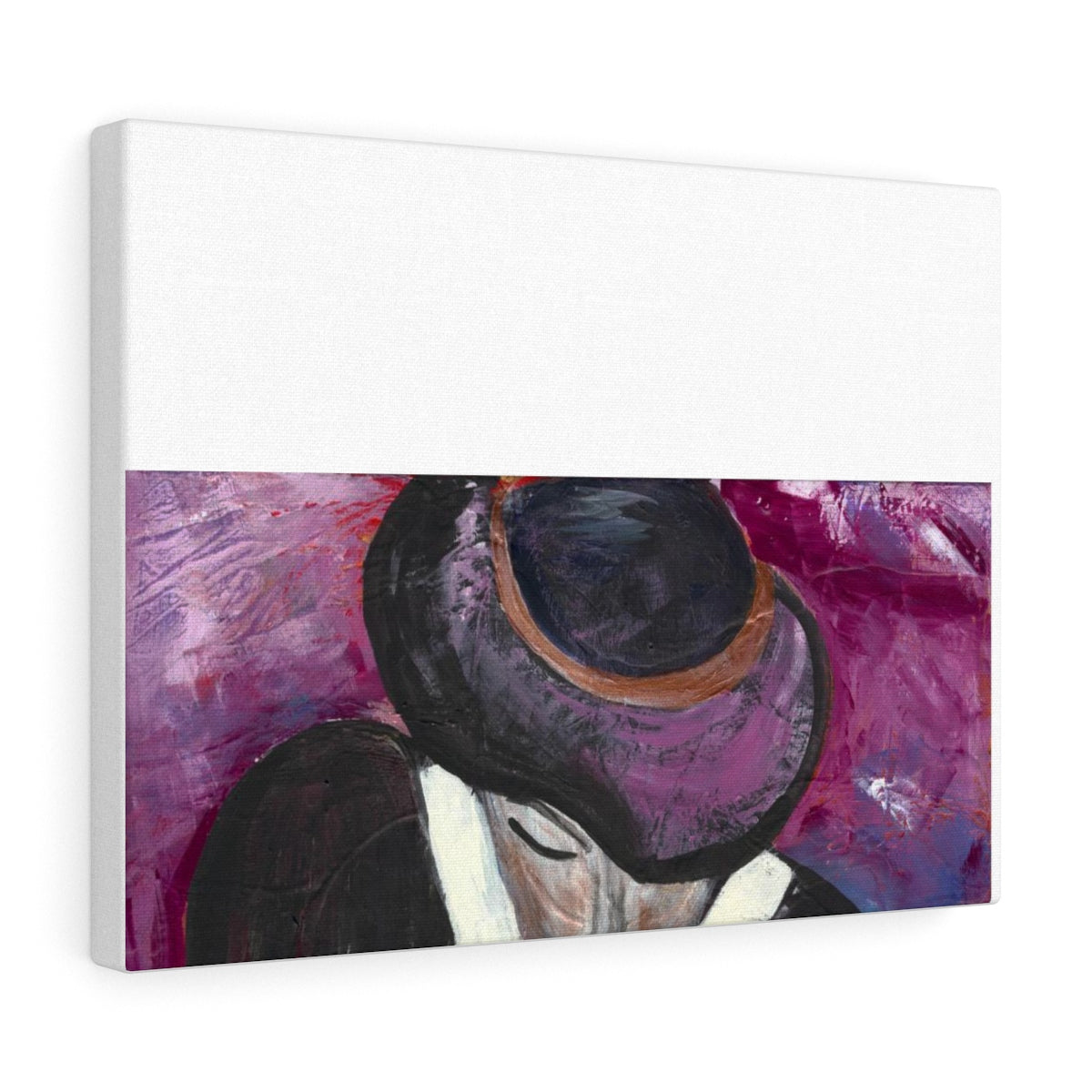 "THE ENTERTAINER  Canvas Gallery Wraps  36"" x  12"""