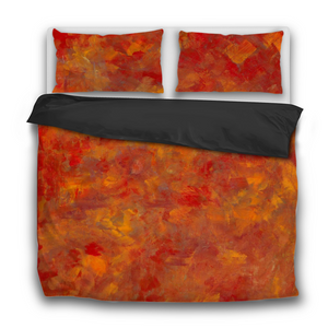 LAVA FLOW 3 Pcs Bedding Sets