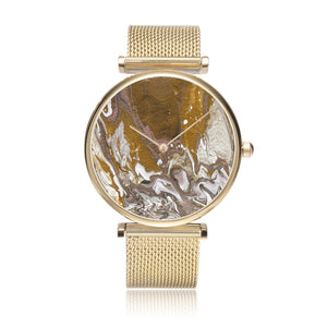 GOLD RUSH UNISEX CUSTOM WATCH