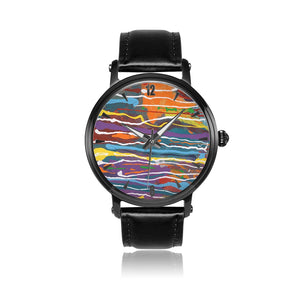 MARDI GRAS CUSTOM WATCH ( 2)