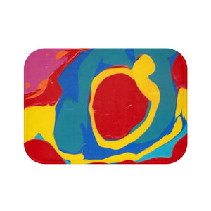 "COLOR MERGE  Bath Mat  SMALL  24"" x 17"""