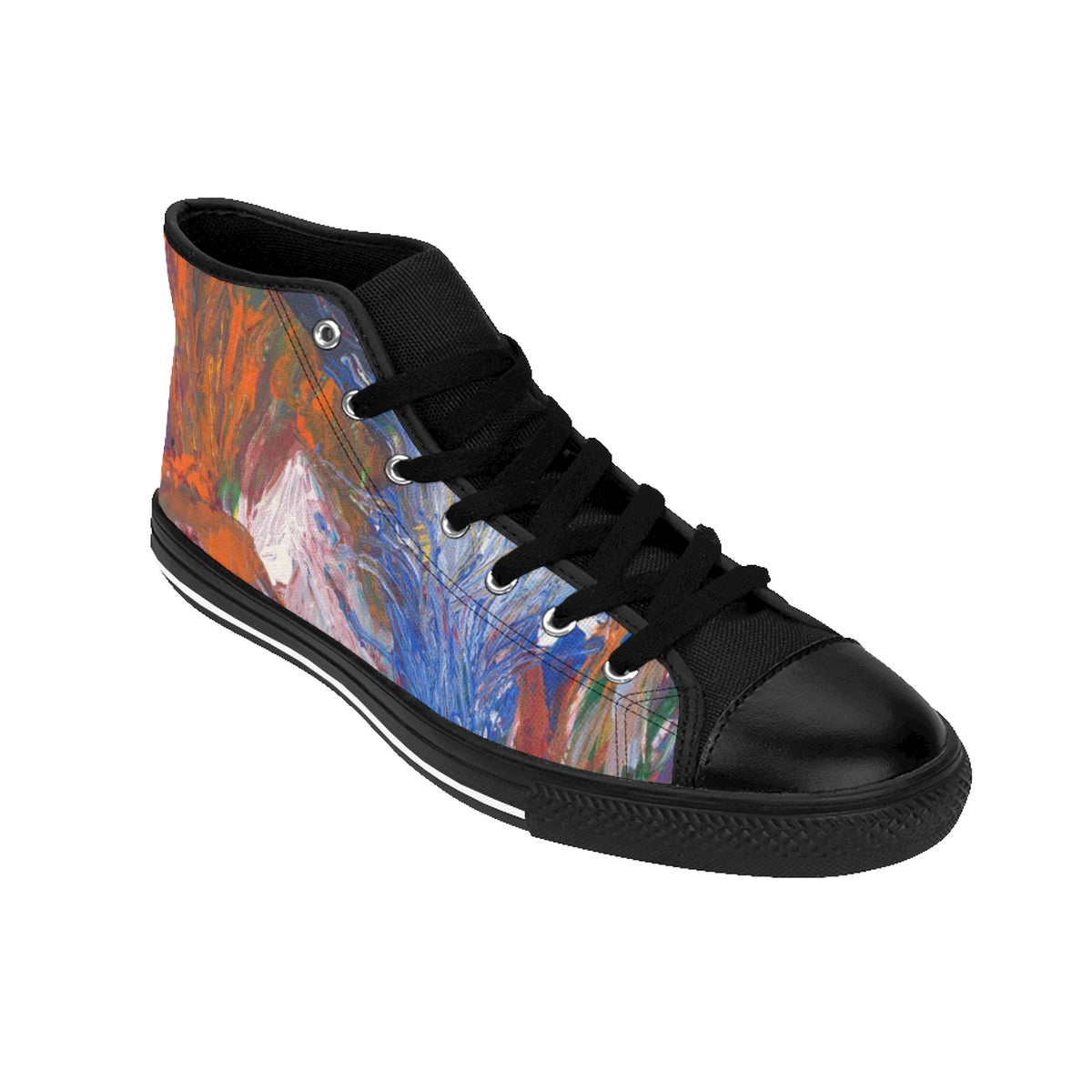 SEA LIFE  Men's High-top Sneakers  SIZES  6 - 14