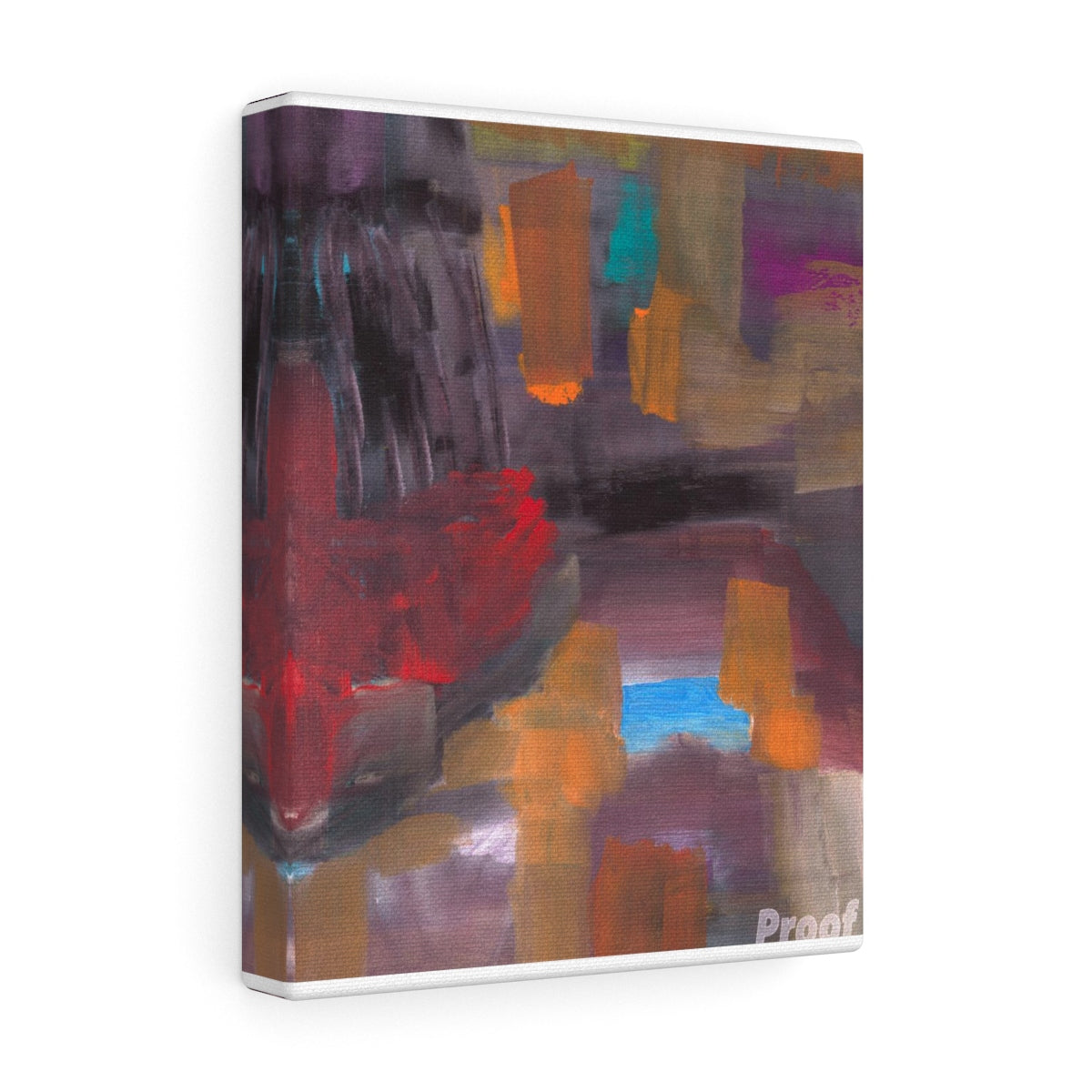 "CAVE VIEW  Canvas Gallery Wraps  11"" x 14"""