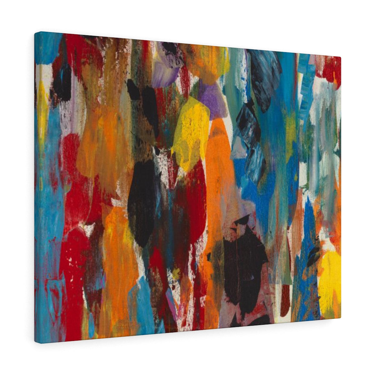 "COLOR FUSION  Canvas Gallery Wraps  8"" x  10"""