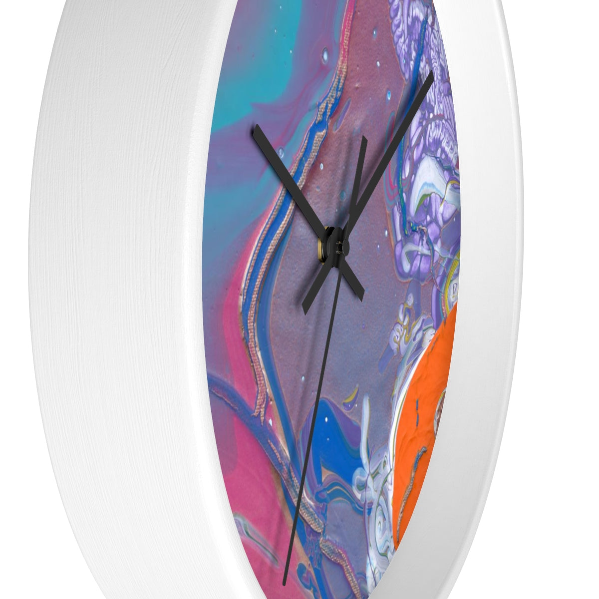 UNDER  WATER  LIFE  2  Wall clock  10""