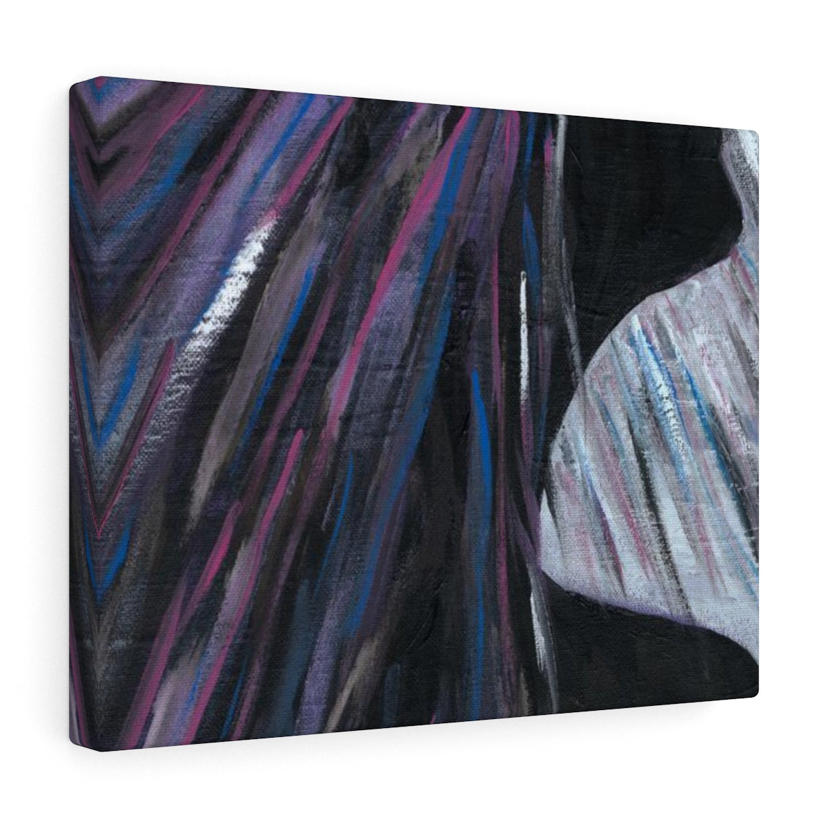 "PURPLE RAIN  Canvas Gallery Wraps  8"" x 10"""