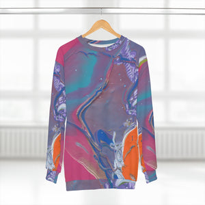UNDER WATER LIFE 2   Unisex Sweatshirt  SIZES XS - 2XL
