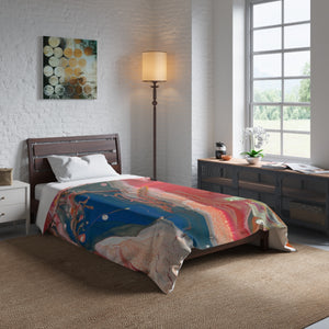 "BIRD OF PREY Comforter   68"" x 88"""