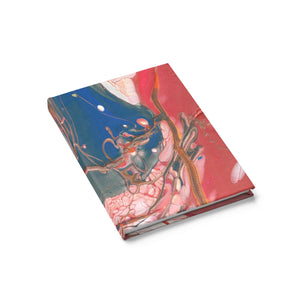 BIRD OF PREY Journal - Ruled Line