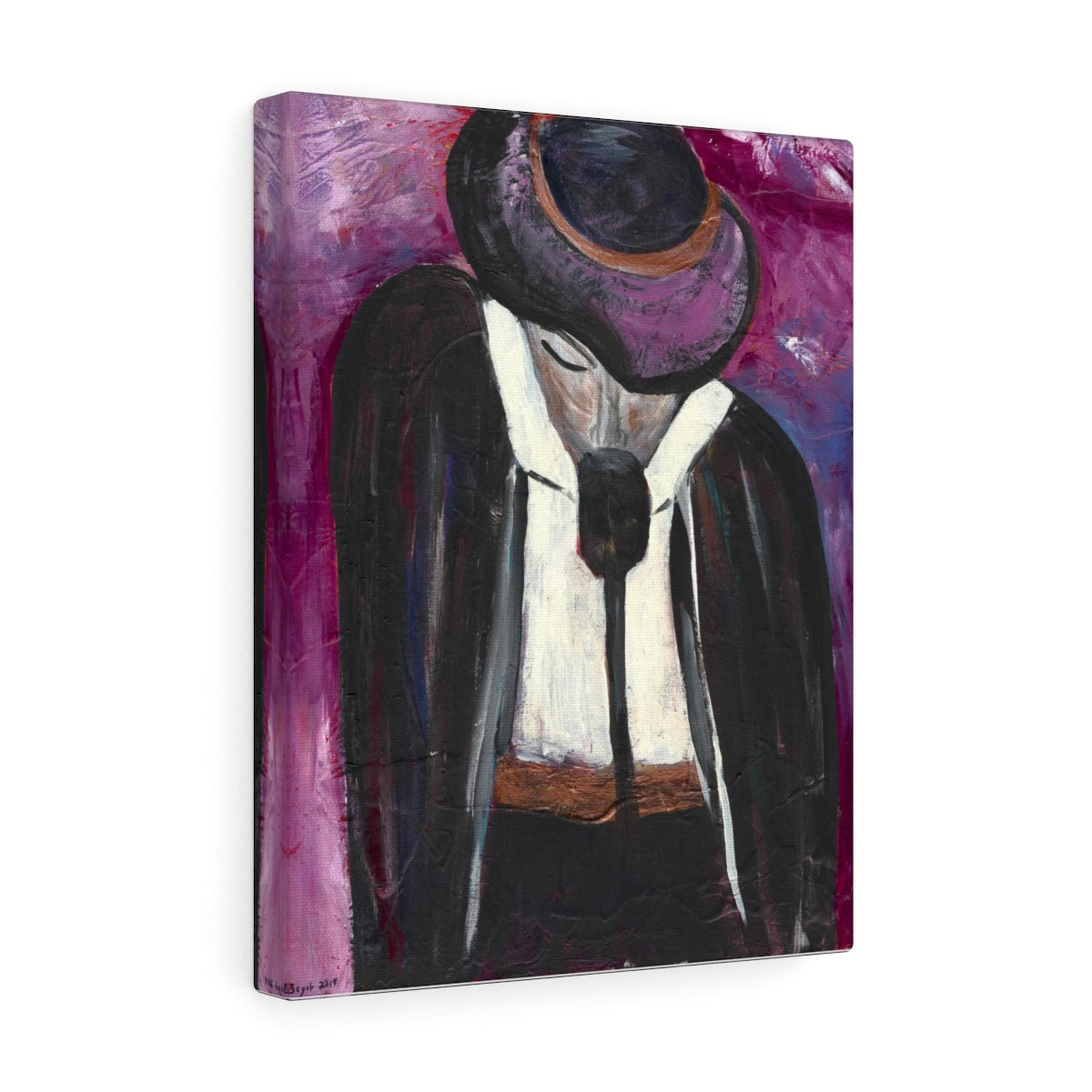 "THE ENTERTAINER  Canvas Gallery Wraps  24"" x 30"""
