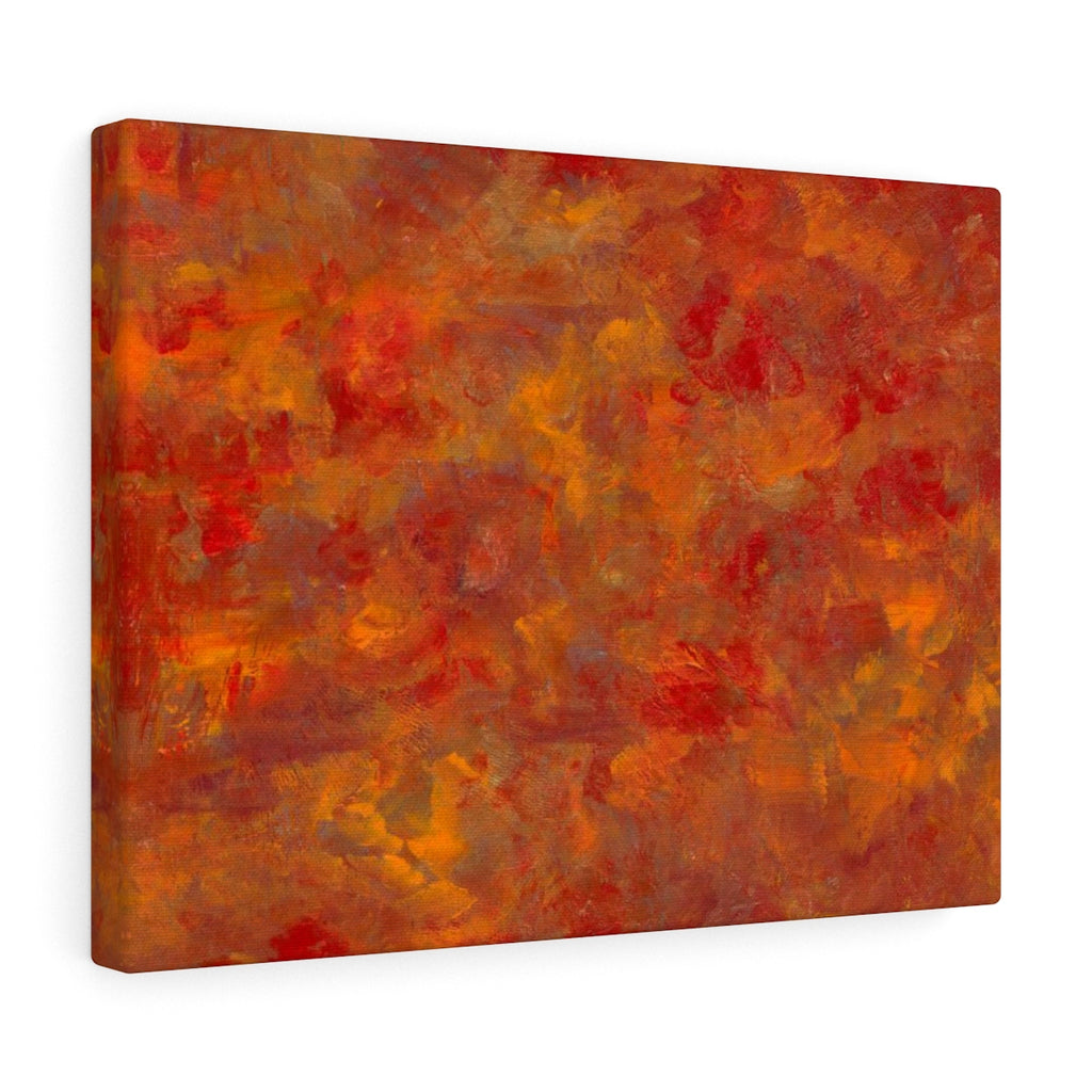 "LAVA FLOW Canvas Gallery Wraps  16"" X 12"""
