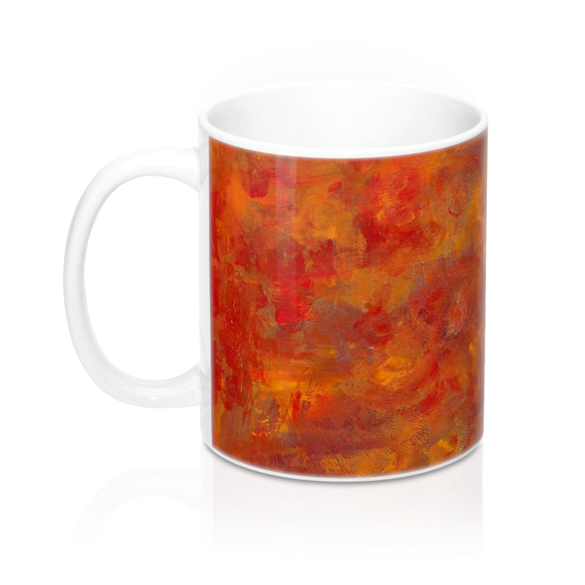 LAVA FLOW Mug 11oz