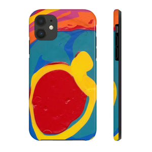 COLOR MERGE Tough Phone Cases SAMSUNG / iPHONE