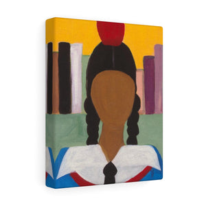 "MIS EDUCATION  Canvas Gallery Wraps  8"" x 10"""