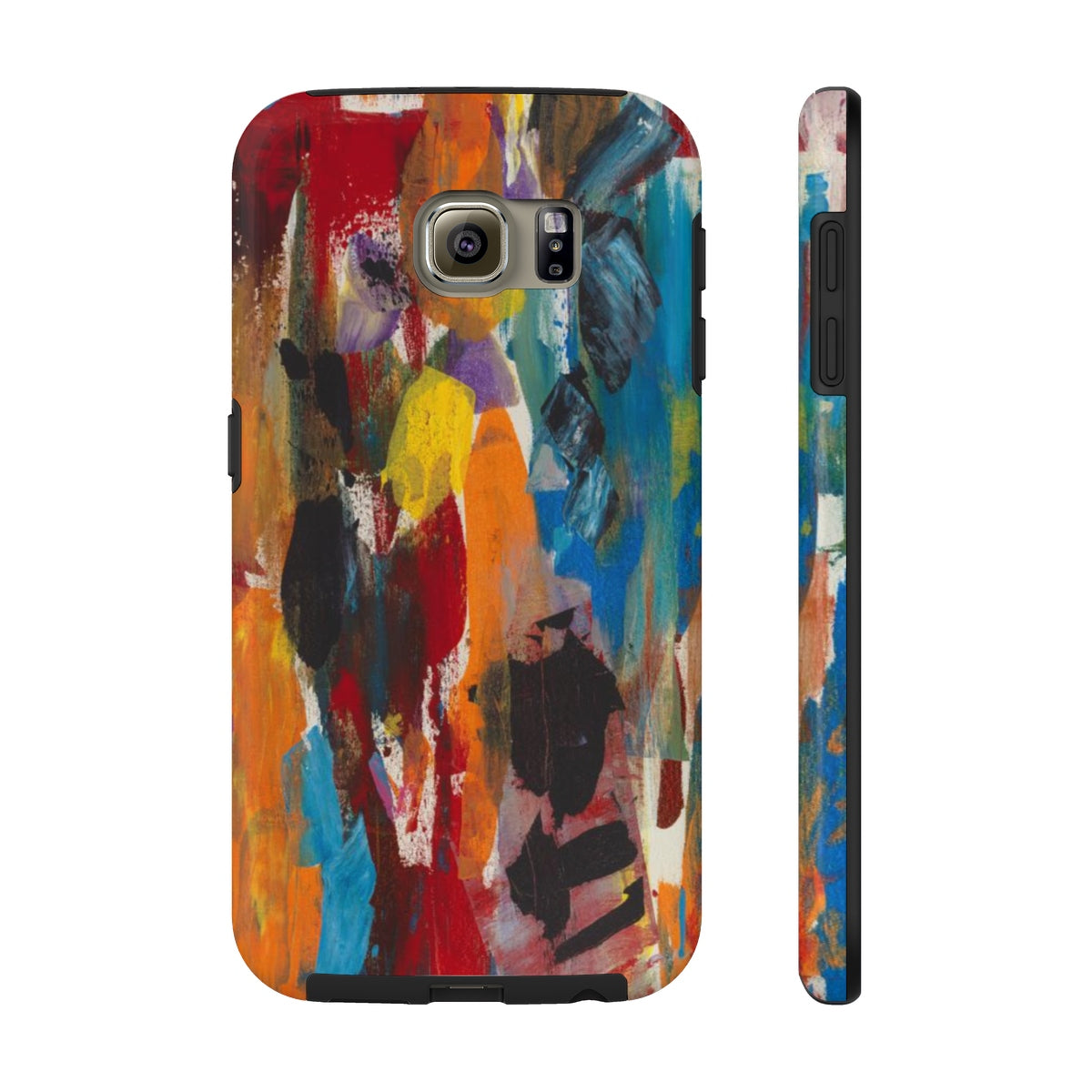 COLOR FUSION iPhone / Samsung Tough Phone Cases