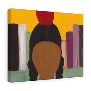 "MIS EDUCATION Canvas Gallery Wraps  14"" x  11"""