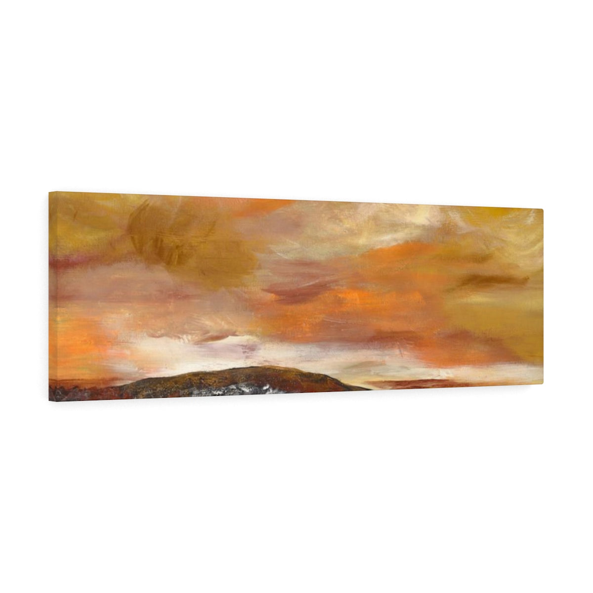 "GOLDEN VALLEY  Canvas Gallery Wraps  10"" x 8"""