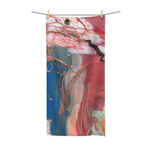 "BIRD OF PREY Polycotton Towel  30"" x 60"""