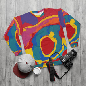 COLOR MERGE  Unisex Sweatshirt  SIZES  XS - 2XL