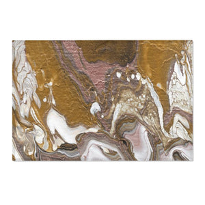 "GOLD RUSH  Area Rugs  24"" x 36"""