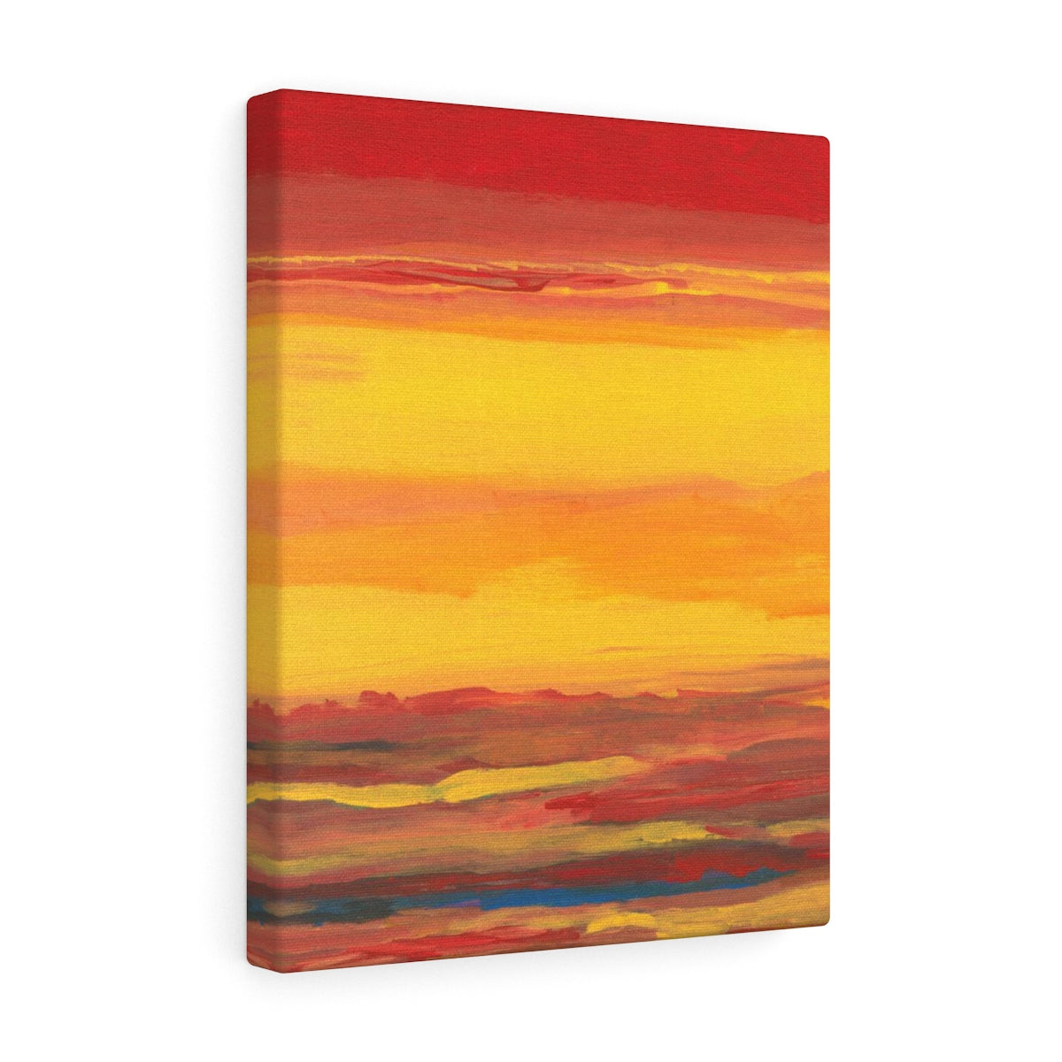 "SUNRISE  SUNSET  Canvas Gallery Wraps  18"" x 24"""