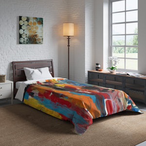 "COLOR FUSION  Comforter  88"" x  88"""